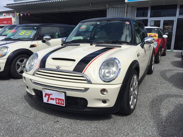 沖縄県の中古車ならMINI クーパーS HDDナビ フルセグ 社外アルミ サンルーフ