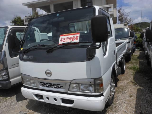 沖縄県の中古車ならアトラストラック DX