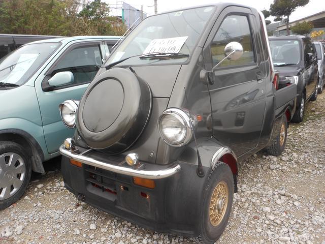 沖縄県の中古車ならミゼットII