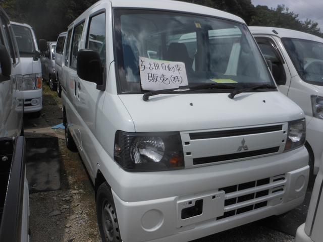 三菱 ミニキャブバン 中古車 レビュー
