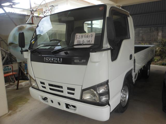 沖縄県の中古車ならエルフトラック 1450k積載