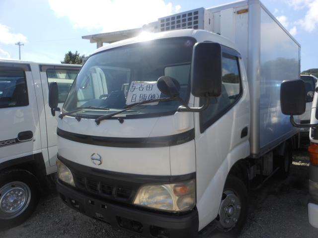 沖縄県の中古車ならデュトロ 冷凍冷蔵車-5℃設定