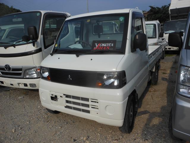 沖縄県の中古車ならミニキャブトラック 4WD車エアコンパワステ付き
