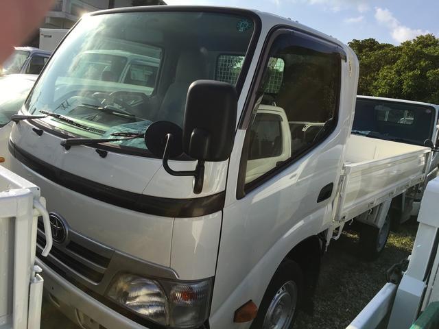 沖縄県の中古車ならトヨエース シングルジャストロー