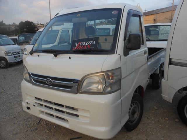 沖縄県の中古車ならハイゼットトラック EXT