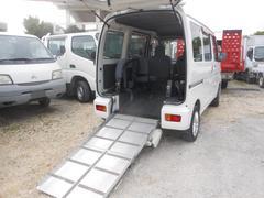ハイゼットカーゴスローパー式福祉車両