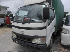 ダイナトラック2トン積載ホロ車