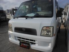 サンバートラック2WDオートマ車エアコンパワステ