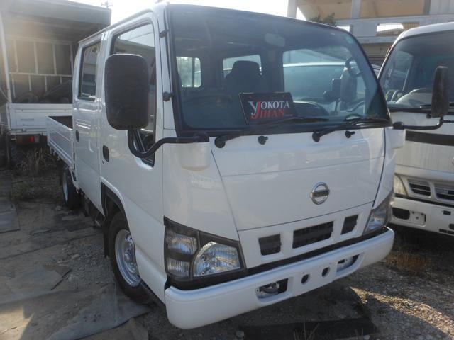 沖縄県の中古車ならアトラストラック WキャブDX