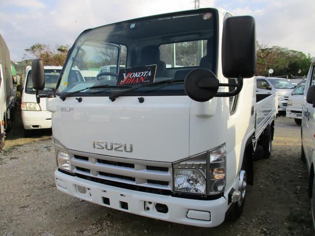 沖縄県の中古車ならエルフトラック 1.5トン積載低床