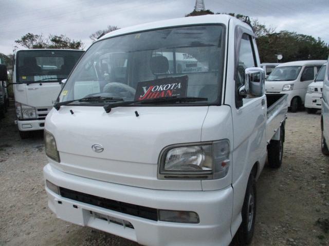 沖縄の中古車 ダイハツ ハイゼットトラック 車両価格 34万円 リ済別 平成11年 12.0万km ホワイト
