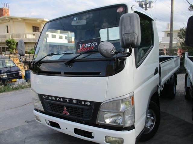 沖縄県の中古車ならキャンター 1.5トン低床