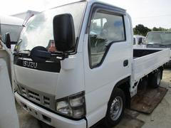 エルフトラック1450K積載低床