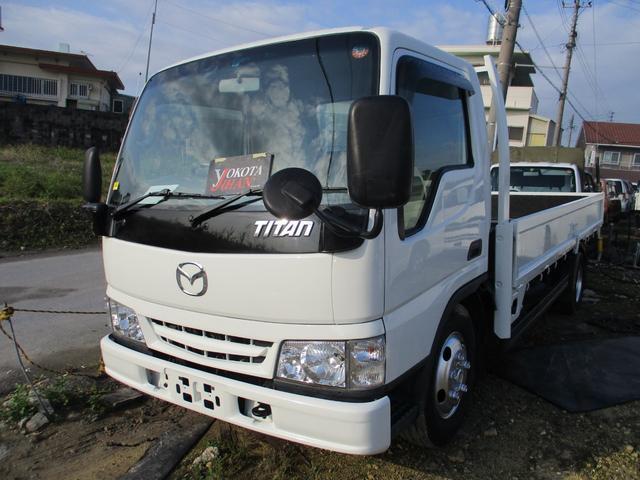 沖縄県の中古車ならタイタントラック ロングワイドロー