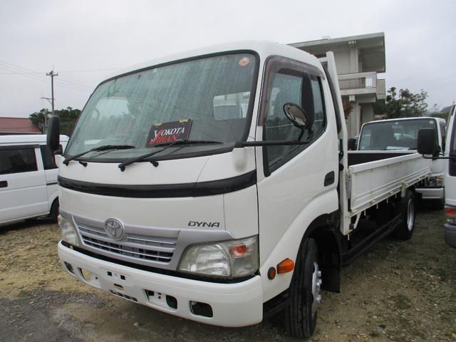 トヨタ ダイナトラック ワイドロングジャストロー
