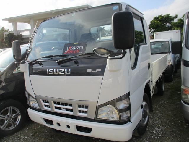 沖縄県の中古車ならエルフトラック 4WDオートマ車1250K積載