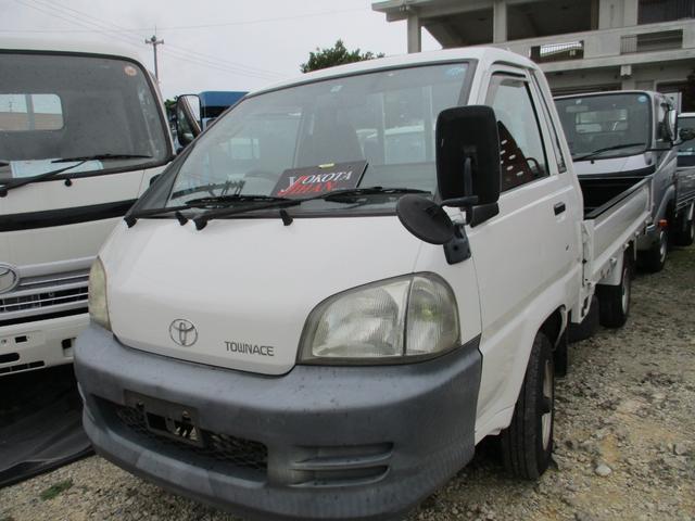 沖縄県の中古車ならタウンエーストラック ロングジャストローDX