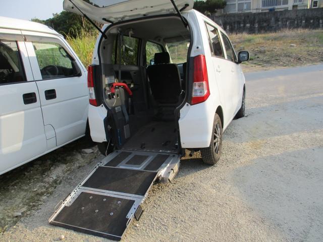 沖縄県の中古車ならワゴンR 福祉車両