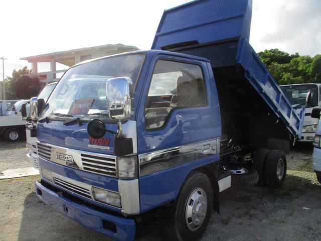 沖縄県の中古車ならタイタントラック 2トン低床ダンプ