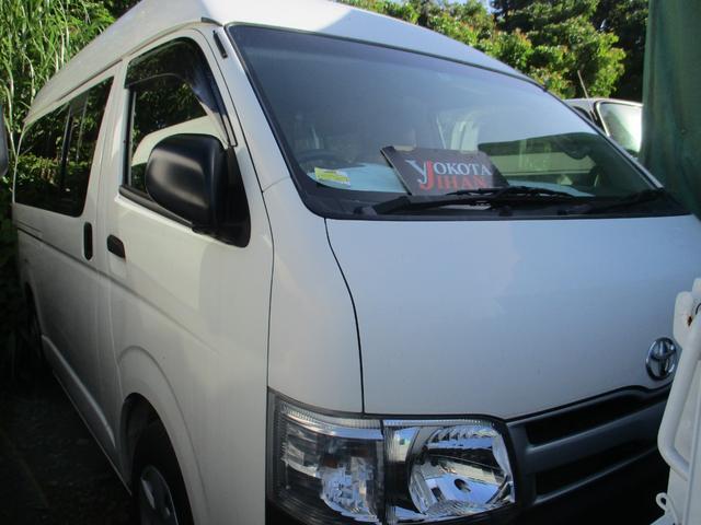 沖縄県の中古車ならハイエースバン ロングDX