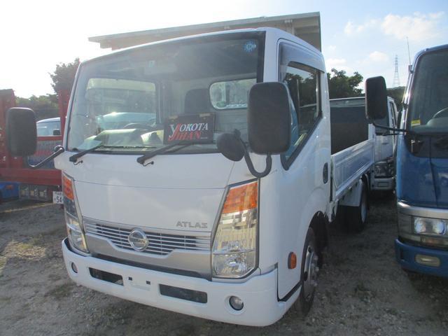 沖縄県の中古車ならアトラストラック スーパーローDX垂直パワーゲート付
