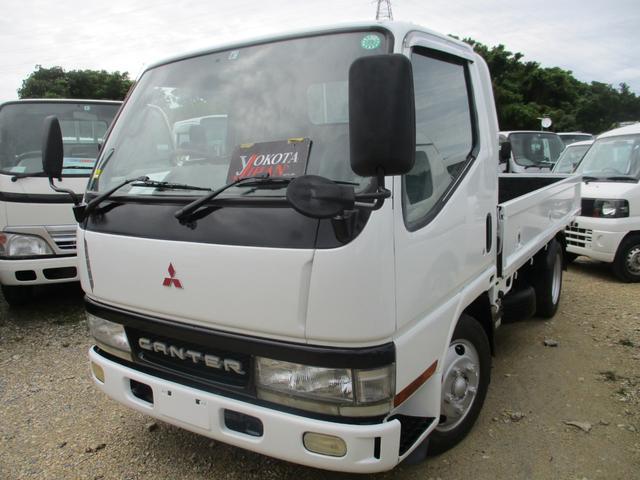 沖縄県の中古車ならキャンター 全低床