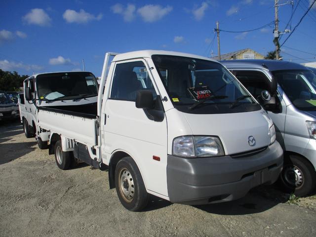ボンゴトラック:沖縄県中古車の新着情報