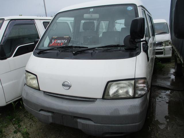 沖縄県の中古車ならバネットバン DX