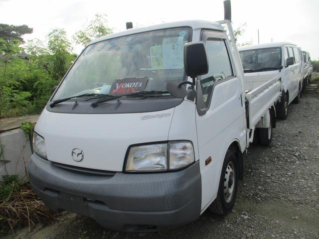沖縄県の中古車ならボンゴトラック DX