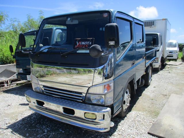 沖縄県の中古車ならキャンター Wキャブ
