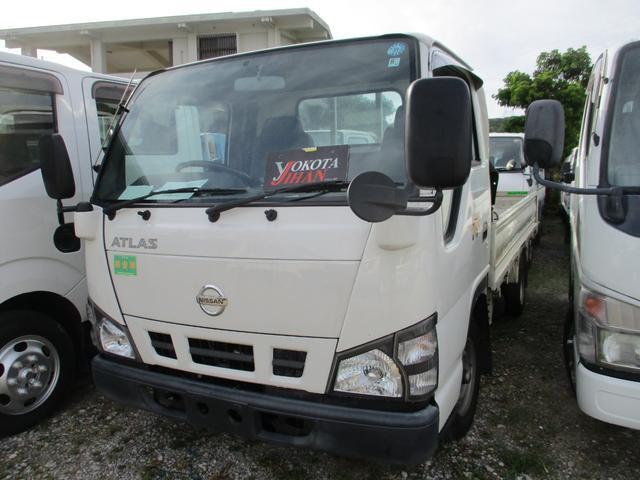 沖縄県中頭郡西原町の中古車ならアトラストラック スーパーローDX