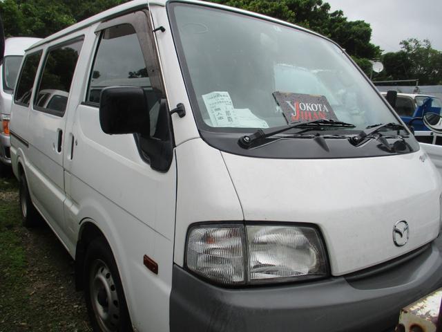 沖縄県の中古車ならボンゴバン ワイドローDX