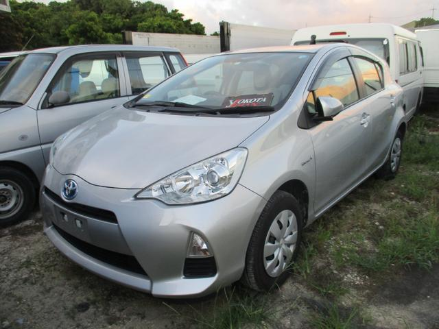 アクア:沖縄県中古車の新着情報