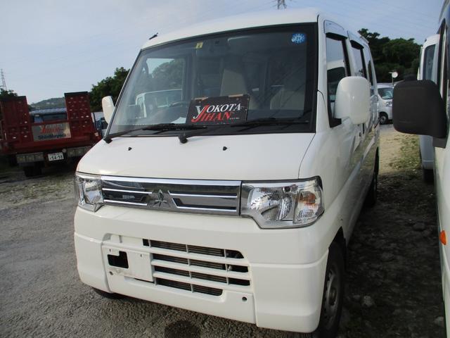 沖縄県の中古車ならミニキャブバン DX