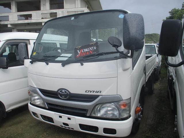 トヨタ ダイナトラック 2トン積載オートマ車フル装備