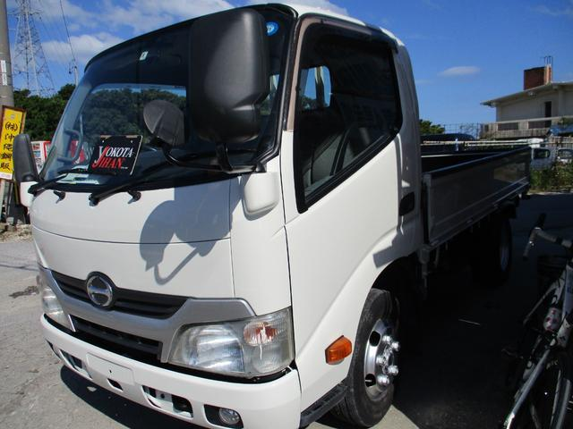 沖縄県の中古車ならデュトロ 2トン積載