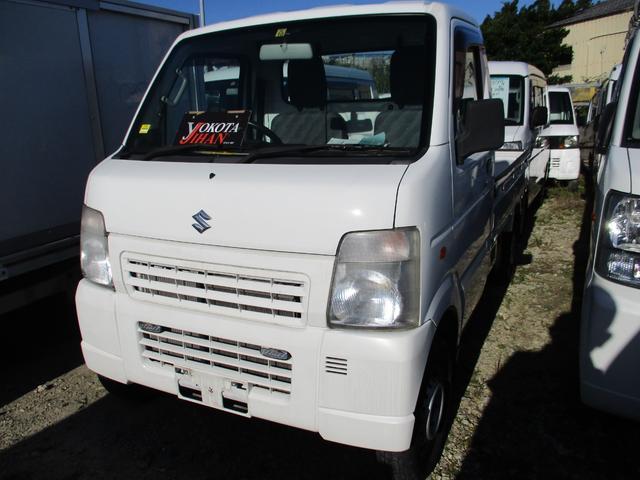 沖縄県の中古車ならキャリイトラック 4WDオートマ車エアコンパワステ付き