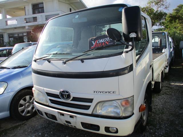 沖縄県の中古車ならトヨエース ジャストロー1.5トン積載低床