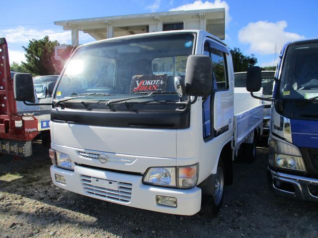 沖縄県の中古車ならアトラストラック 1.5トン積載垂直パワーゲート付
