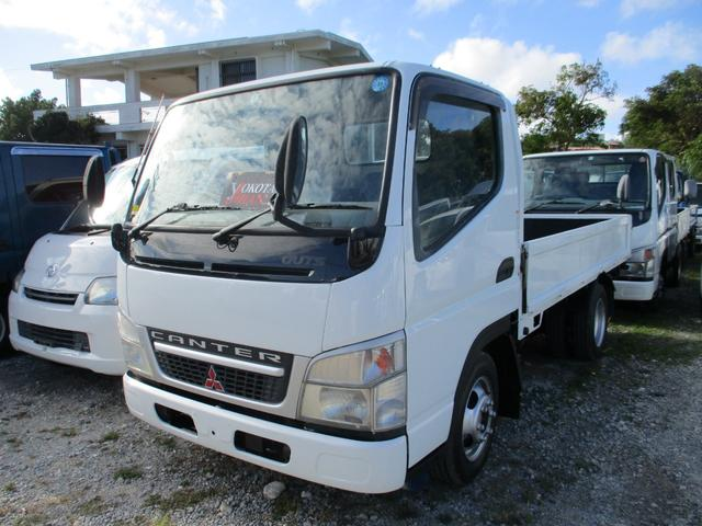 沖縄県の中古車ならキャンターガッツ 1.5トン積載低床