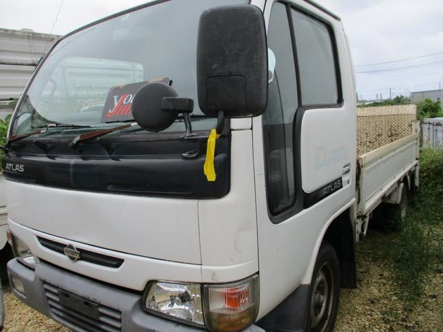 沖縄県の中古車ならアトラストラック 1.5トン積載低床垂直パワーゲート付