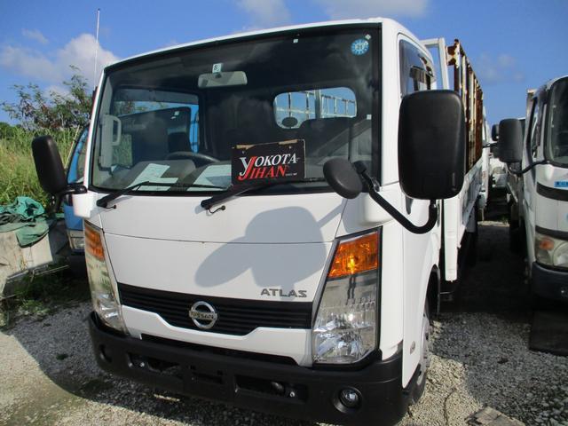 沖縄県の中古車ならアトラストラック 2トンロング垂直パワーゲート付