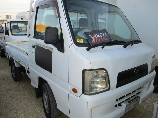 沖縄県の中古車ならサンバートラック 2WD車エアコン付き