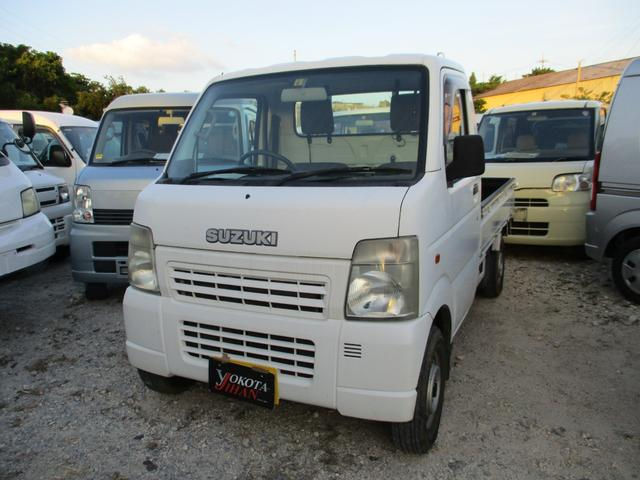 沖縄県の中古車ならキャリイトラック 2WDエアコン付き