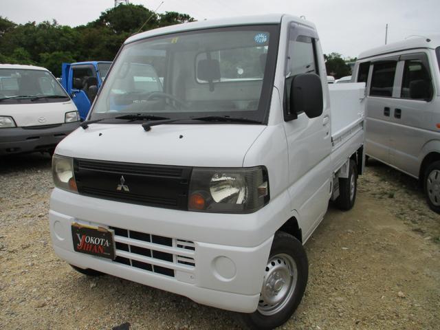 沖縄県の中古車ならミニキャブトラック 垂直リフト付き