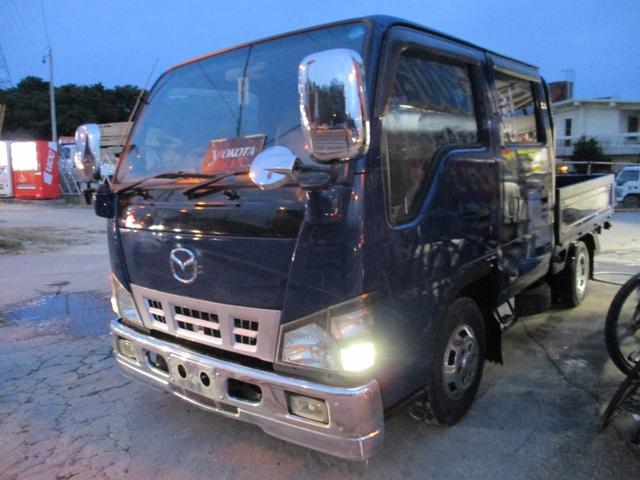 沖縄県の中古車ならタイタントラック Wキャブ