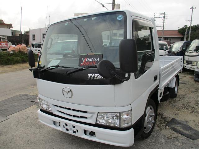 沖縄県中頭郡西原町の中古車ならタイタントラック 2トン積載低床