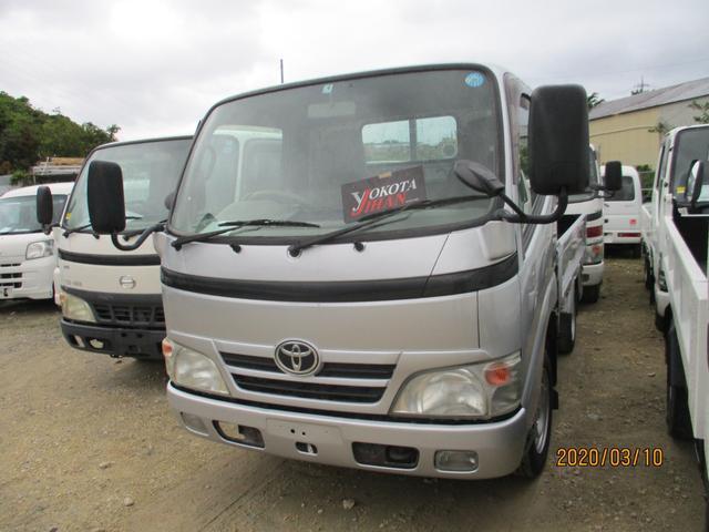 沖縄県の中古車ならトヨエース ジャストロー1.5トン積載車