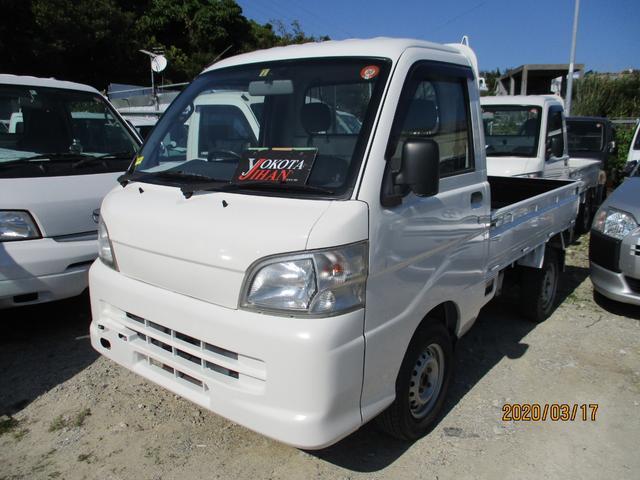 沖縄県の中古車ならハイゼットトラック 2WDエアコンパワステ付き
