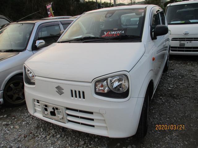 沖縄県中頭郡西原町の中古車ならアルト Lレーダーブレーキサポート